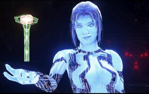Кортана из Halo