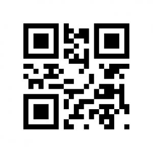 QR-код ссылки на страницу игры в Google Play