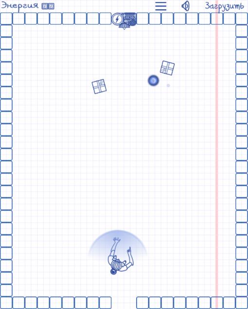 Игра Фриданоид - арканоид про Фриду - 1 уровень